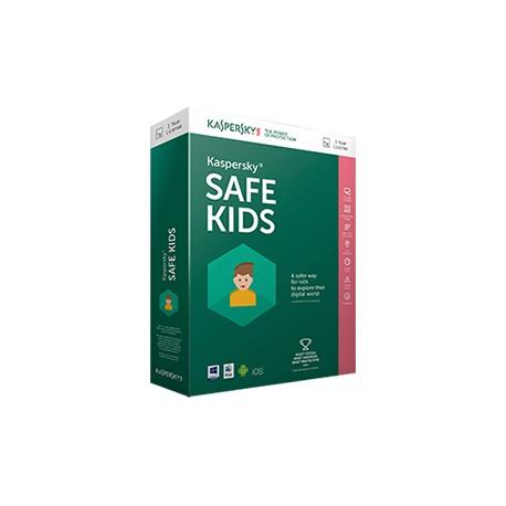 Kaspersky Safe Kids 1-User 1 jaar