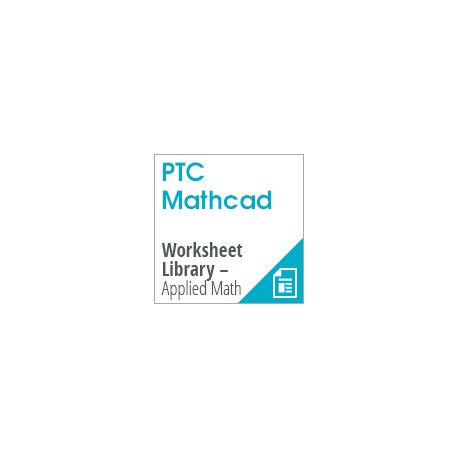 PTC Mathcad Worksheet Library - Applied Math