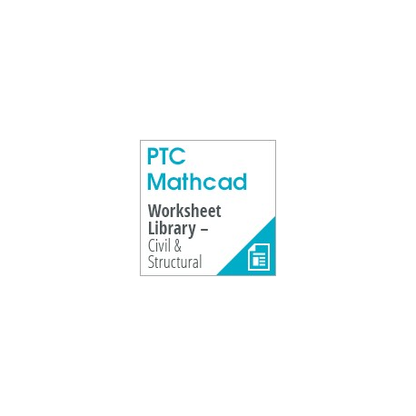 PTC Mathcad Worksheet Library - Civil & Structural